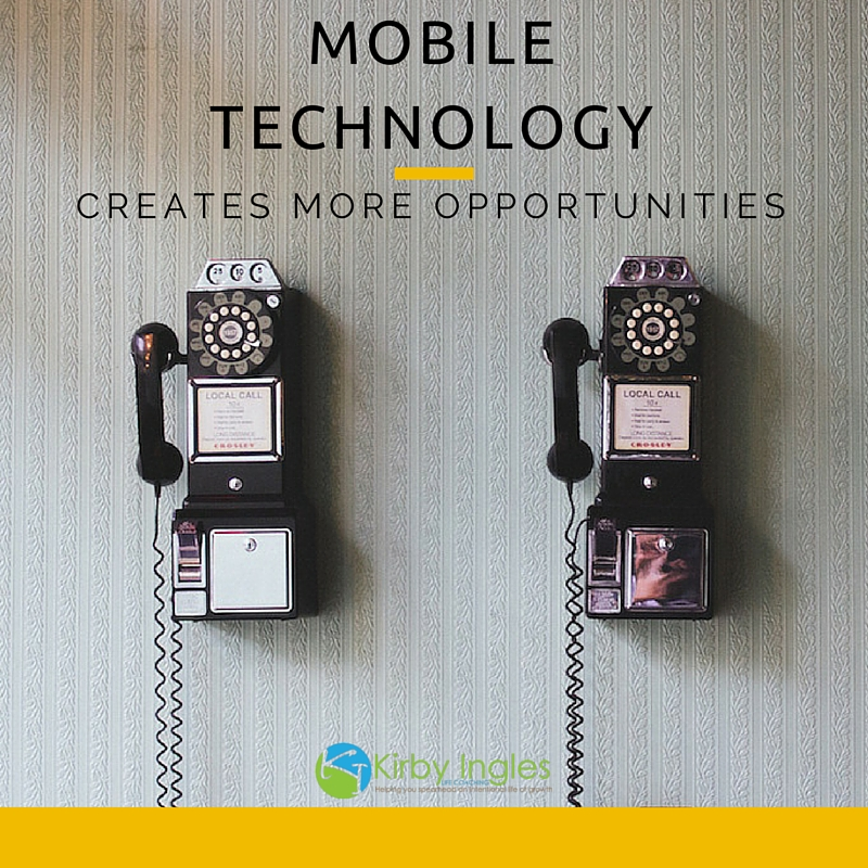 How Mobile Technology Creates More Coaching Opportunities