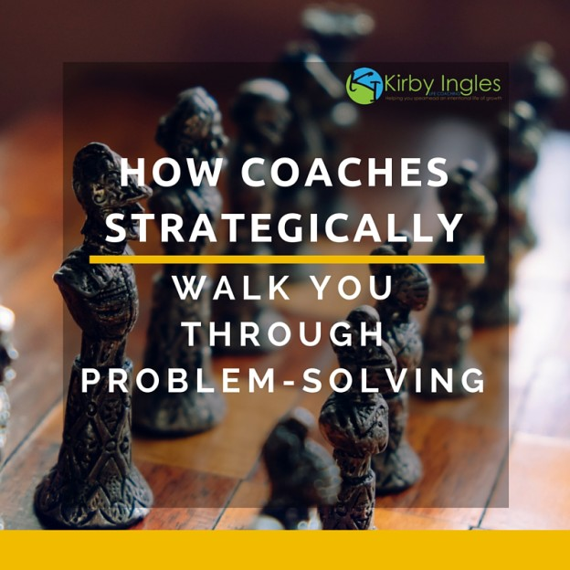 How Coaches Strategically Walk You Through Problem Solving