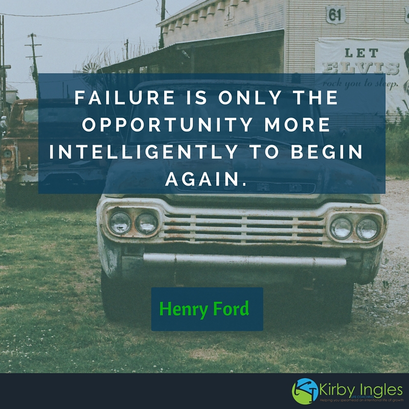 Revealing Henry Ford's Logic On Fear, Failure and Opportunity